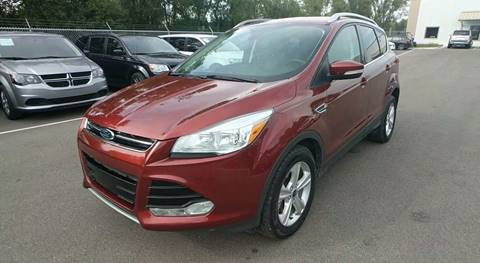 2015 Ford Escape for sale in Jordan, MN