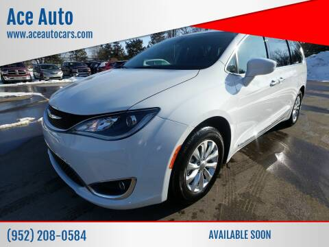 2018 Chrysler Pacifica Touring L for sale at Ace Auto in Jordan MN