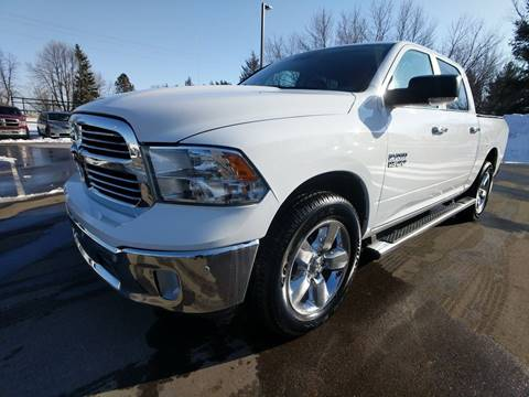 2016 RAM Ram Pickup 1500 Big Horn for sale at Ace Auto in Jordan MN