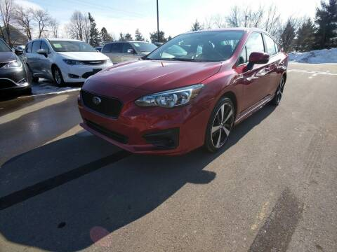 2018 Subaru Impreza for sale at Ace Auto in Jordan MN