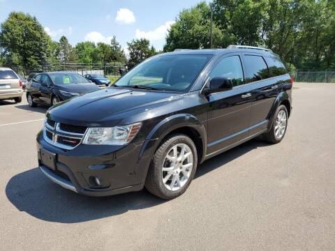 2013 Dodge Journey for sale at Ace Auto in Jordan MN