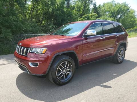 2017 Jeep Grand Cherokee for sale at Ace Auto in Jordan MN