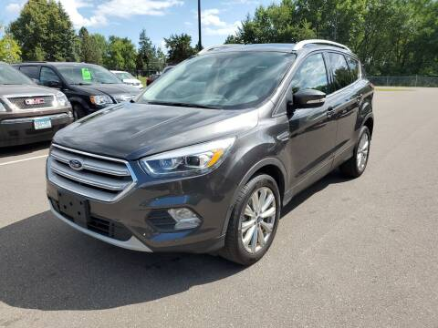 2018 Ford Escape for sale at Ace Auto in Jordan MN