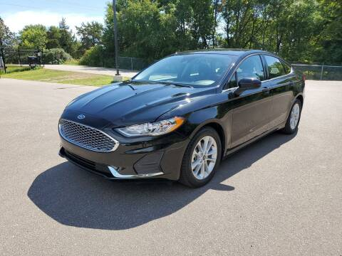 2020 Ford Fusion for sale at Ace Auto in Jordan MN