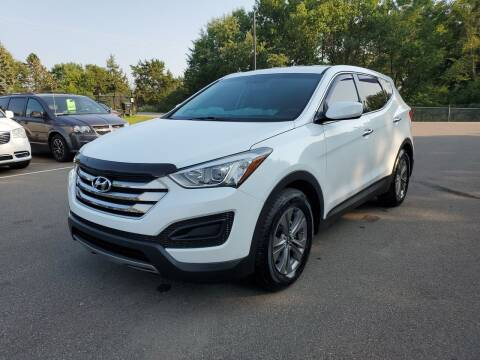 2015 Hyundai Santa Fe Sport for sale at Ace Auto in Jordan MN