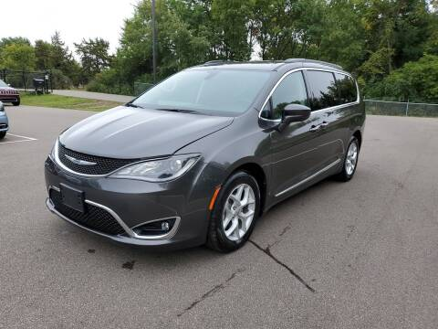 2017 Chrysler Pacifica for sale at Ace Auto in Jordan MN