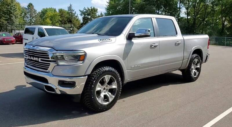 2019 RAM Ram Pickup 1500 for sale at Ace Auto in Jordan MN