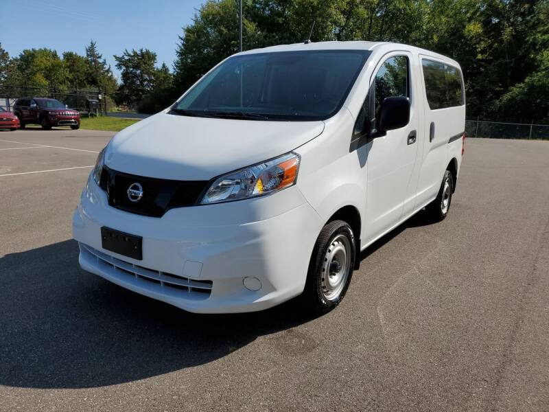 2015 Nissan NV200 for sale at Ace Auto in Jordan MN