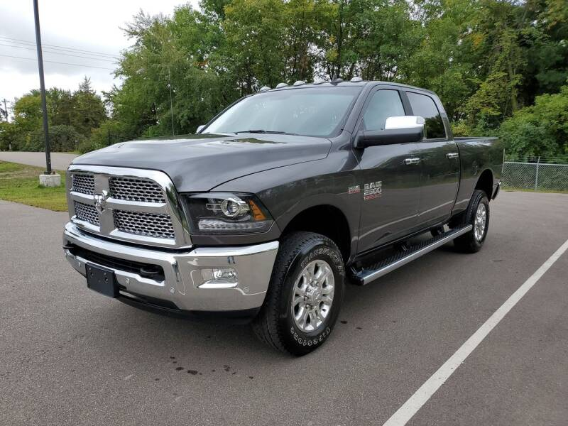 2018 RAM Ram Pickup 2500 for sale at Ace Auto in Jordan MN