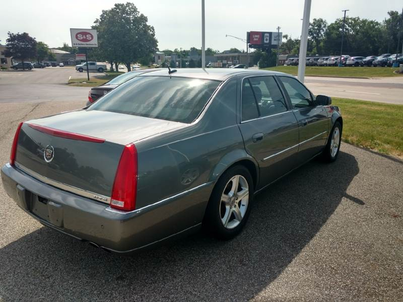 2007 Cadillac DTS 4dr Sedan - Peoria IL