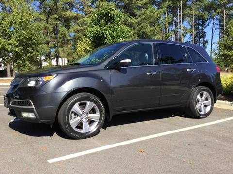 2013 Acura MDX for sale in Raleigh, NC