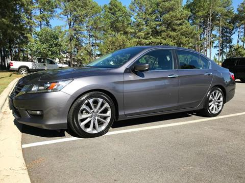 2014 Honda Accord for sale in Raleigh, NC