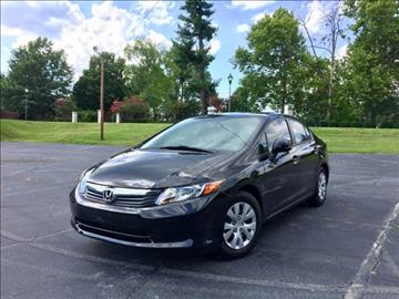 2012 Honda Civic for sale in Greensboro, NC