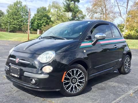2012 FIAT 500 for sale in Greensboro, NC