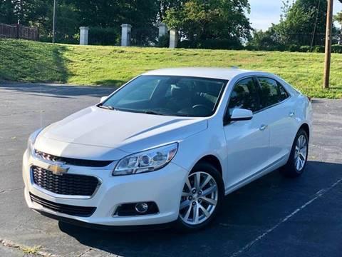 2016 Chevrolet Malibu Limited for sale in Greensboro, NC