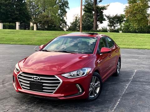 2018 Hyundai Elantra for sale in Greensboro, NC