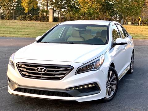 2015 Hyundai Sonata for sale in Greensboro, NC