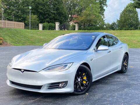 2016 Tesla Model S for sale at Sebar Inc. in Greensboro NC