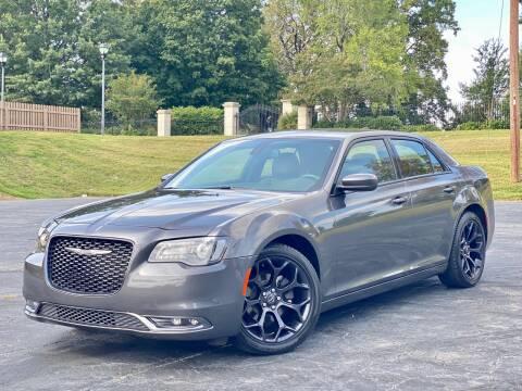 2019 Chrysler 300 for sale at Sebar Inc. in Greensboro NC