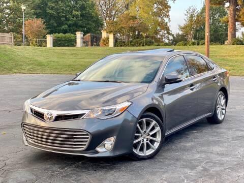 2014 Toyota Avalon for sale at Sebar Inc. in Greensboro NC