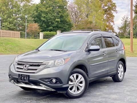 2013 Honda CR-V for sale at Sebar Inc. in Greensboro NC