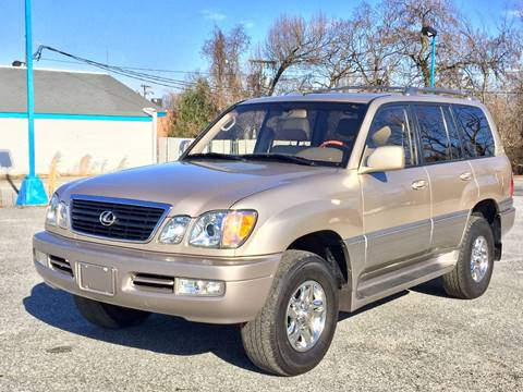 2000 Lexus LX 470 for sale in Greensboro, NC