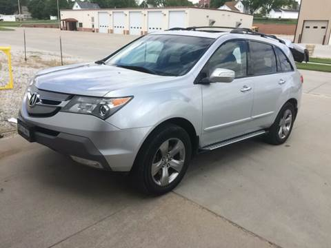2007 Acura MDX for sale in Springfield, NE