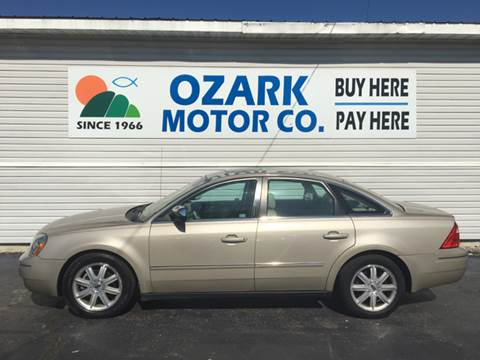 2006 Ford Five Hundred for sale in Springfield, MO