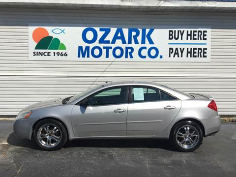 2006 Pontiac G6 for sale in Springfield, MO