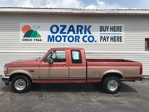 1995 Ford F-150 for sale in Springfield, MO