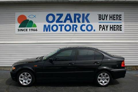 2002 BMW 3 Series for sale in Springfield, MO