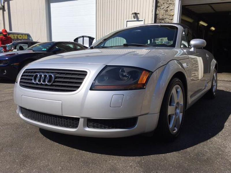 Audi TT Hp In Gap PA Waltz Sales LLC - 2002 audi tt