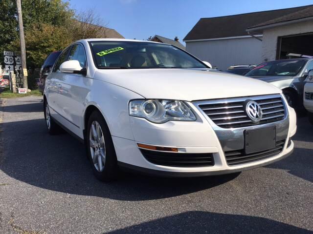 2007 Volkswagen Passat for sale at Waltz Sales in Gap PA