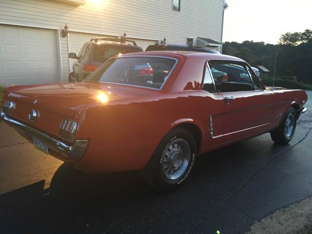 1965 Ford Mustang for sale at Waltz Sales in Gap PA