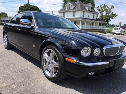 2006 Jaguar XJ-Series for sale at Waltz Sales in Gap PA