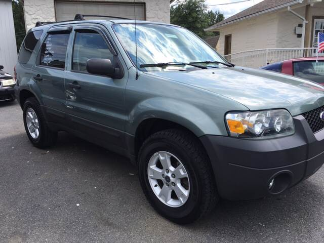 2007 Ford Escape for sale at Waltz Sales in Gap PA