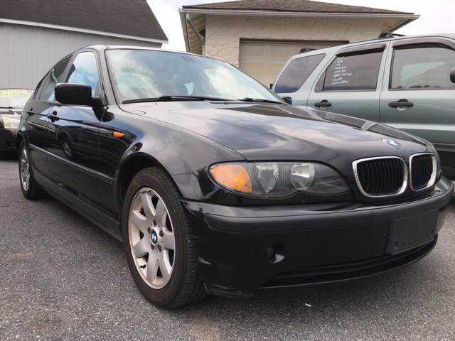 2004 BMW 3 Series for sale at Waltz Sales in Gap PA