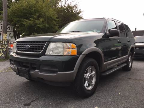 2002 Ford Explorer for sale at Waltz Sales in Gap PA
