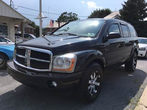 2006 Dodge Durango for sale at Waltz Sales in Gap PA