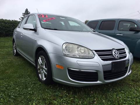 2007 Volkswagen Jetta for sale at Waltz Sales in Gap PA