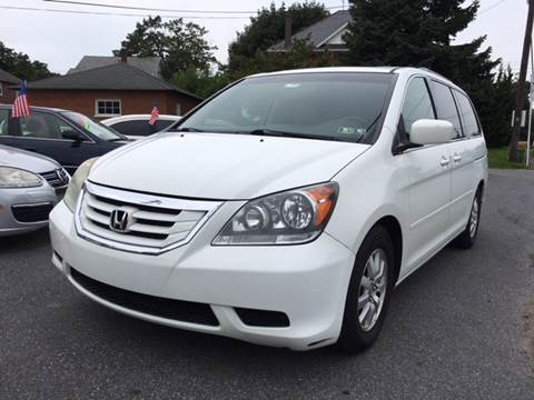 2008 Honda Odyssey for sale at Waltz Sales in Gap PA