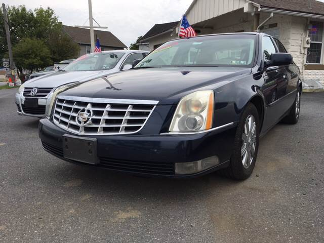 2006 Cadillac DTS for sale at Waltz Sales in Gap PA