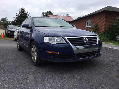 2008 Volkswagen Passat for sale at Waltz Sales in Gap PA