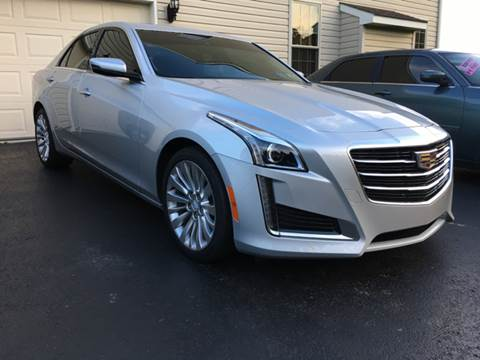 2016 Cadillac CTS for sale at Waltz Sales in Gap PA