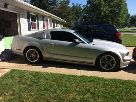 2005 Ford Mustang for sale at Waltz Sales in Gap PA