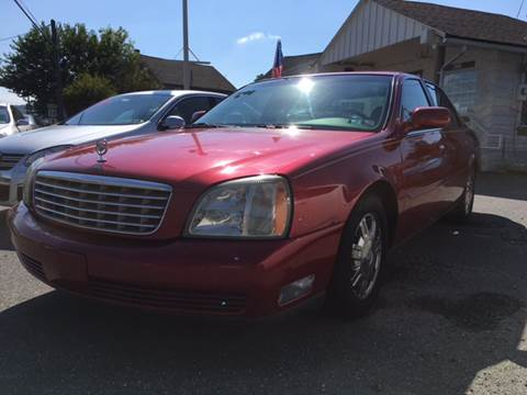 2003 Cadillac DeVille for sale at Waltz Sales in Gap PA