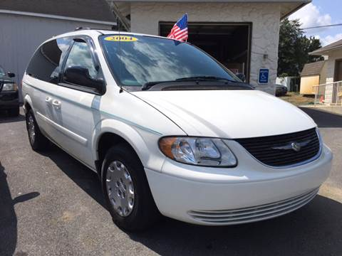 2004 Chrysler Town and Country for sale at Waltz Sales in Gap PA
