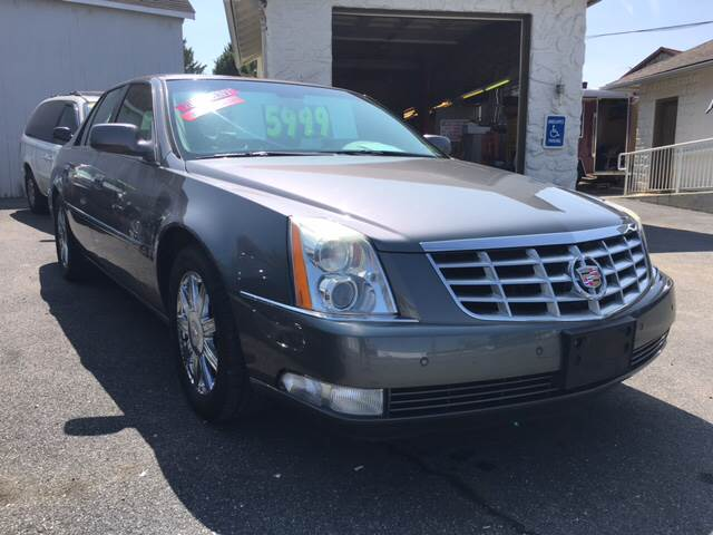 2007 Cadillac DTS for sale at Waltz Sales in Gap PA