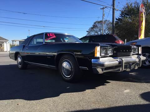 1975 Oldsmobile Toronado for sale in Gap, PA