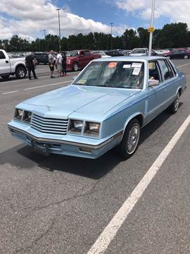1985 Dodge 600 for sale in Gap, PA
